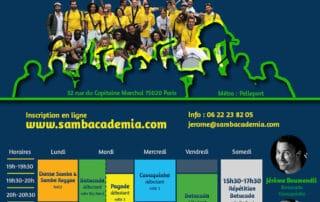 Flyer Sambacademia